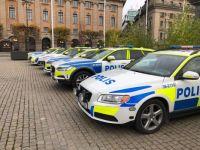 Swedish Police cars