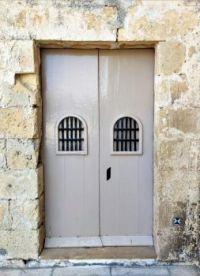 Chapel Side Door
