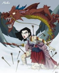 twisted mulan