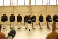 USMC Silent drill platoon 2014