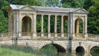 The Palladian Bridge at Stowe July 5th 2013