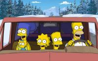 simpsons car
