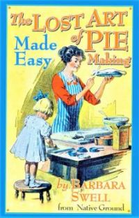 Themes Vintage illustrations/pictures - The Lost Art of Pie making