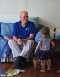 Getting to Know Grandpa