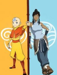 Avatar: Aang and Korra