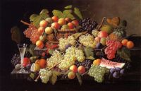 Still-Life-with-Fruit-Severin Roesen