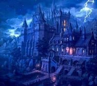 HOGWARTS - HARRY POTTER