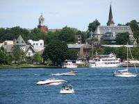 Gananoque-View-from-St-Lawrence-River-