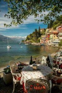 Lake Como, Italy photo; @seleznev.photo