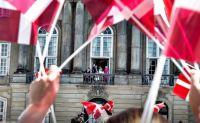 Kronprins Frederiks 50 års fødselsdag