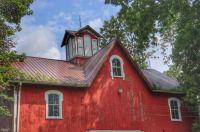 Barn #209 cupola Phelps, NY John Kucko Digital
