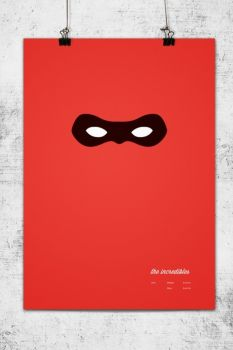 The Incredibles by designfetish.org