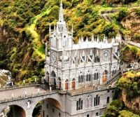The Most Beautiful Buildings in the World: Las Lajas Sanctuary, Nariño, Colombia