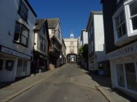 Totnes Fore Street ans East Gate