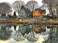 Wickford Village - Rhode Island, USA