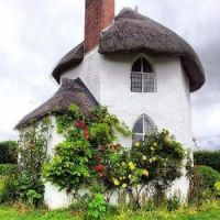 irish cottage