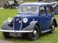 1938 Austin Ten Cambridge