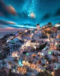Santorini, Greece  5817