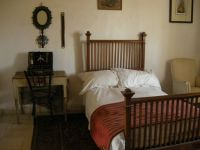 Howard Carter House bedroom