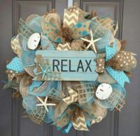 Ocean wreath