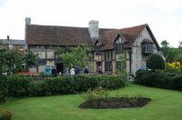 Shakespear's boyhood home
