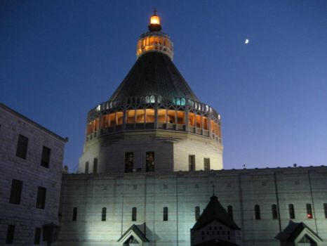 Church of the Annunciation - Nazareth