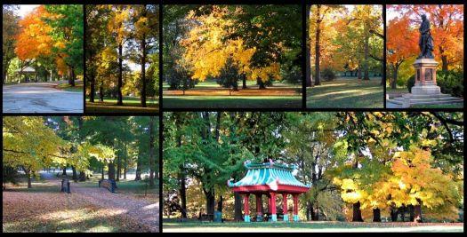 Previous High Autumns, Tower Grove Park, St. Louis (large)
