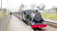 bure valley railway 25-03-2012 spitfire approaching wroxham station h pan 01