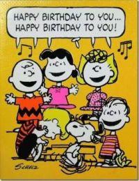 Happy Birthday Louise.