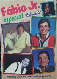 Brazilian Fabio, Jr. Song book