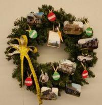 Assessor's Office Wreath, Edgartown Ma