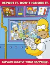 Simpsons Safety 4