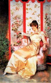 Lady Reading (c. 1900)