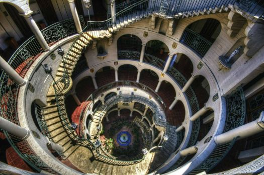 Mission Inn Hotel, California