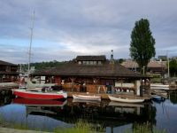 The Center for Wooden Boats, Seattle WA