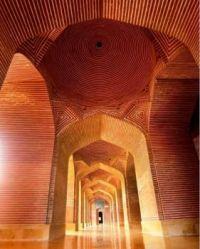 17th century Shah Jahan Mosque in Pakistan