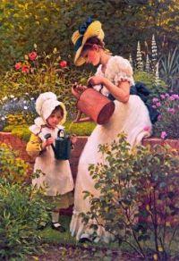 The Young Gardener