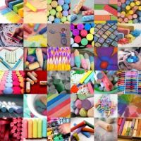 I used to love chalks