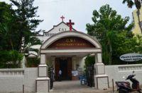 CSI Missionary Chapel, Chennai, Tamil Nadu, India