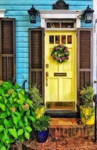 #146's Front Door
