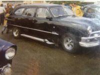 1951 Ford SUV station wagon Australia