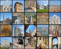 Tuscany Collage !!