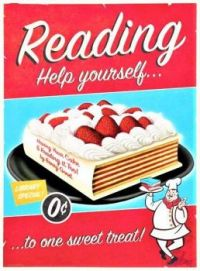 Themes Vintage illustrations/pictures - Tastee Read Posters