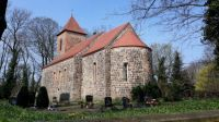 Church in Ihlow Late Romanesque field stone building