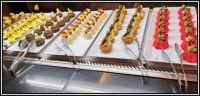 Výběr dezertů...  Selection of desserts ...