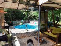 Nana's backyard oasis