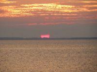 Sunset Over Currituck Sound