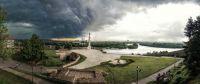 Storm-Kalemegdan_fortress_in_Belgrade_Serbia