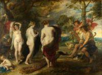 Rubens - The Judgement of Paris (1636)