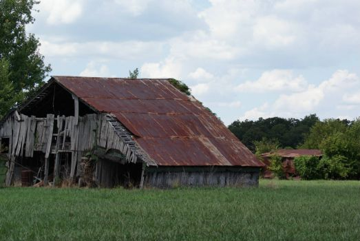 Old Barn ~ repeat